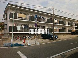 マンション遠山[1階]の外観