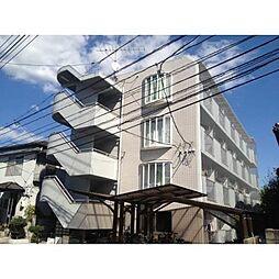 岡山県岡山市北区伊島町1丁目の賃貸マンションの外観