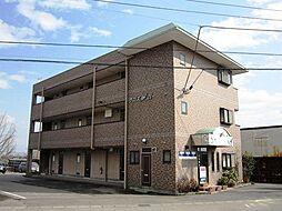 栃木県鹿沼市緑町3丁目の賃貸マンションの外観