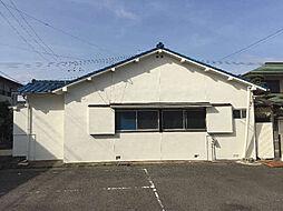福島アパート[3号室]の外観