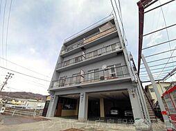広島県広島市東区温品3丁目の賃貸マンションの外観