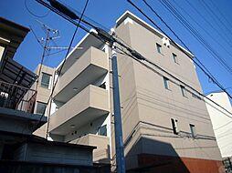 大阪府吹田市元町の賃貸アパートの外観