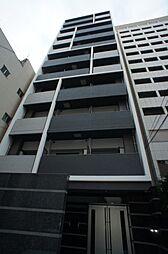 エスライズ東心斎橋[2階]の外観