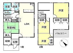 愛知川駅 2,080万円