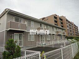 宮城県仙台市太白区西中田7丁目の賃貸アパートの外観