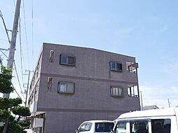 グランメールA[3階]の外観
