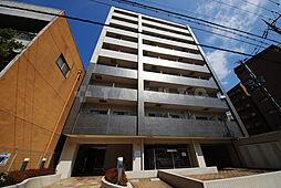 パークフラッツ新大阪[6階]の外観