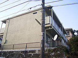 山王ハイツ[2階]の外観