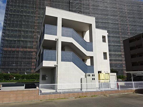 陽光台コートテラス 3階の賃貸【茨城県 / つくばみらい市】