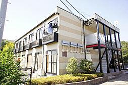 福岡県糟屋郡篠栗町大字津波黒の賃貸アパートの外観