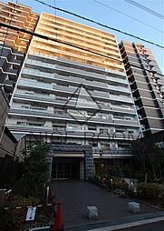 プレサンスロジェ難波GRAND WEST[2階]の外観