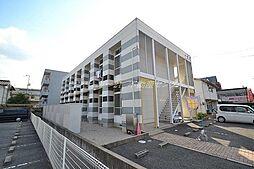 岡山県岡山市北区今6丁目の賃貸アパートの外観