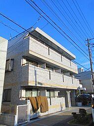 千葉県市川市福栄3の賃貸マンションの外観