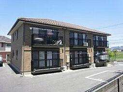 RoseCourt笹ヶ根[1階]の外観