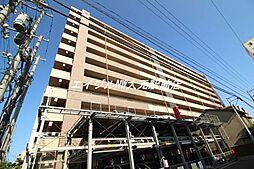 アルファステイツ岡山駅西[3階]の外観