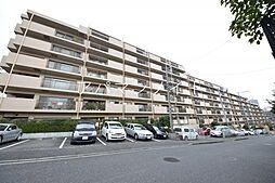 コスモ東戸塚グランパルクA棟(コスモヒガシトツカグランパルクA[2階]の外観