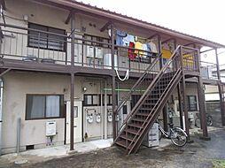 北大路アパート[102号室]の外観