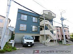 シティ桜[3階]の外観