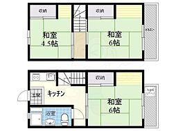 三鷹駅 7.5万円