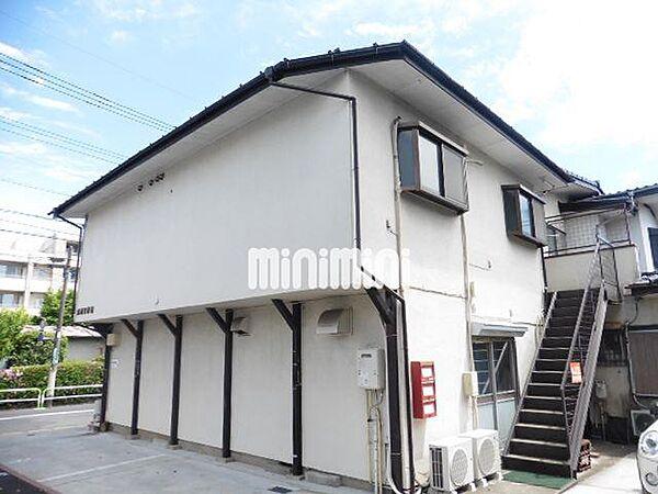 成城2番館[2階]の外観