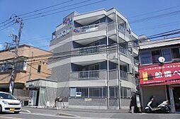 千葉県船橋市宮本4の賃貸マンションの外観