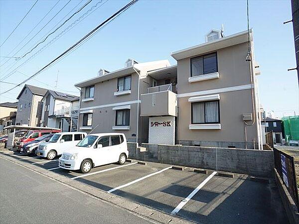 シャトーSK 2階の賃貸【静岡県 / 浜松市東区】
