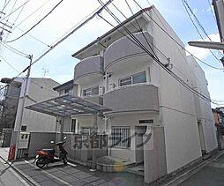 京都府京都市上京区利生町の賃貸マンションの外観
