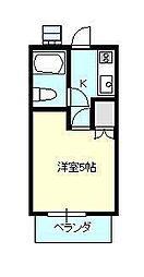 新秋津駅 3.8万円