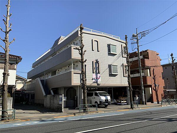 ハウス・ポラーノ 2階の賃貸【東京都 / 羽村市】