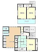 5DKから4LDKへ間取り変更予定です。1階和室をLDKへつなげる予定です。