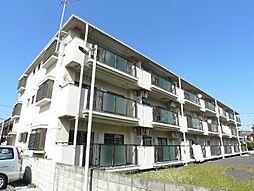 穂高マンション[1階]の外観