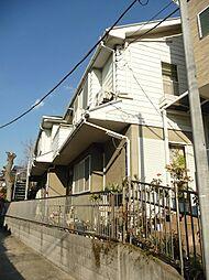 吉沢アパート[201号室]の外観