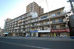 愛知県名古屋市千種区自由ケ丘2丁目の賃貸マンションの外観