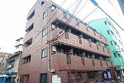シャトー京橋[2階]の外観