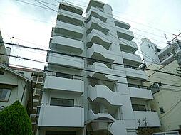 木川ドリームハイツ[4階]の外観