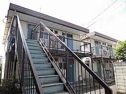 コーポ舟山[2階]の外観