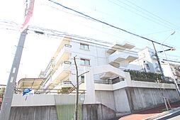 愛知県名古屋市瑞穂区萩山町1丁目の賃貸マンションの外観
