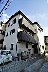 [一戸建] 埼玉県所沢市東所沢和田1丁目 の賃貸【/】の外観