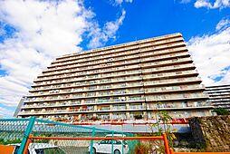 ファミールハイツ北大阪5号館壱番館[3階]の外観