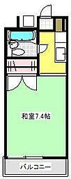 コーポ鈴木[303号室]の間取り