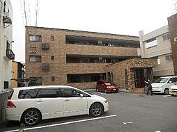 愛媛県松山市岩崎町2丁目の賃貸マンションの外観