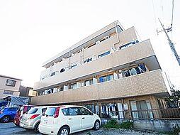 エスケイマンション[4階]の外観