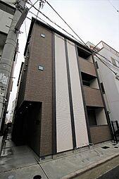 兵庫県神戸市兵庫区上沢通4丁目の賃貸マンションの外観