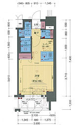 東三国駅 6.2万円