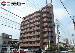 愛知県名古屋市南区柵下町2丁目の賃貸マンションの外観