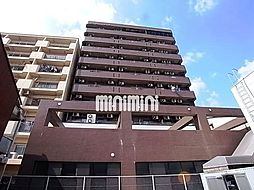 第2黒川ターミナルハイツ[8階]の外観