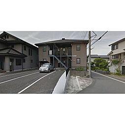 静岡県裾野市石脇の賃貸アパートの外観
