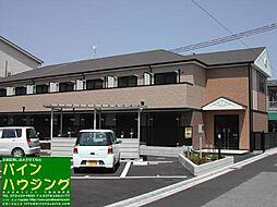大阪府岸和田市春木若松町の賃貸アパートの外観
