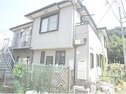 神奈川県川崎市多摩区菅北浦3の賃貸アパートの外観