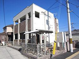 南海線 吉見ノ里駅 徒歩1分の賃貸アパート